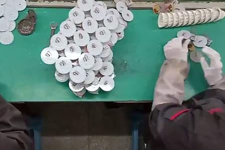 LED BULB assembly line 2